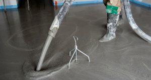 Chape Fluide Ciment