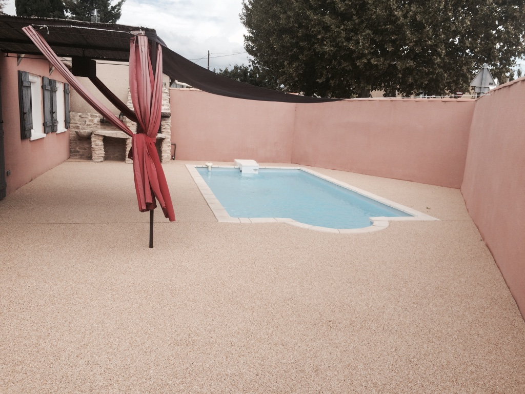 marbre r sine drainant sols techniques du sud s t s. Black Bedroom Furniture Sets. Home Design Ideas